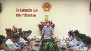Chủ tịch UBND tỉnh Tiền Giang đối thoại và giải quyết khiếu nại của công dân