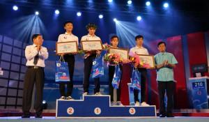 Nguyễn Hữu Nhân giành chiến thắng chung kết tháng thứ 9