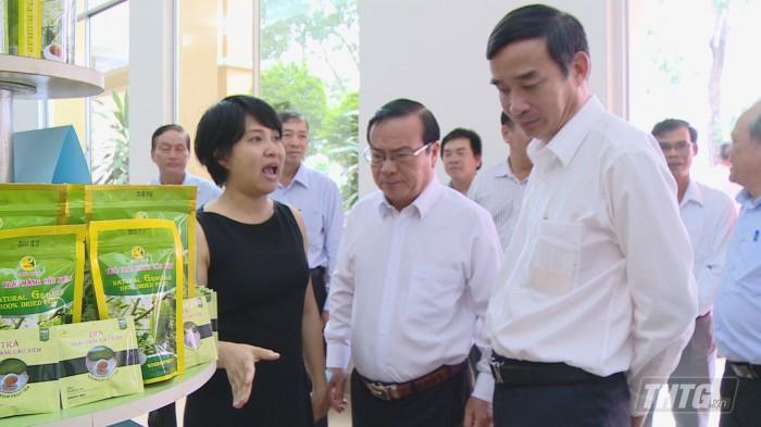 Hop tac Tien Giang - Da Nang 1
