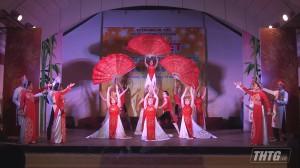 Bế mạc Liên hoan nghệ thuật quần chúng trung tâm Văn hóa Thể thao các xã phường, thị trấn 2019