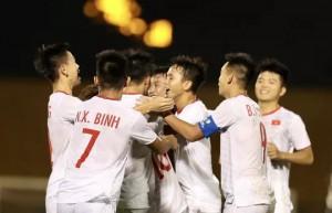 U18 Việt Nam đua cùng U18 Malaysia