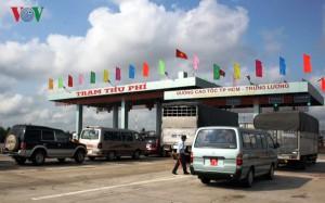 Đề xuất cao tốc TPHCM – Trung Lương thu phí trở lại
