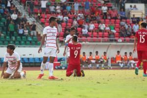 U18 Việt Nam thất bại ê chề