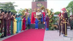 Tiền Giang tổ chức giỗ lần thứ 155 anh hùng dân tộc Trương Định