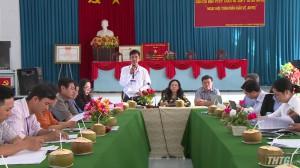 Xã Đông Hòa Hiệp, huyện Cái Bè không duy trì đủ tiêu chí nông thôn mới đã được công nhận