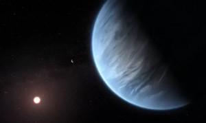 Phát hiện hành tinh gấp đôi trái đất có nước và có thể cả sự sống
