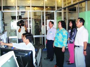 Đưa hoạt động phát thanh truyền hình Tiền Giang vươn lên tầm cao mới