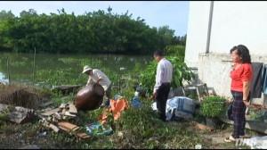 Tân Phước ra quân diệt lăng quăng phòng chống bệnh sốt xuất huyết đợt 3/2019