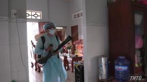 Bệnh sốt xuất huyết ở Cai Lậy tăng hơn 168% so cùng kỳ