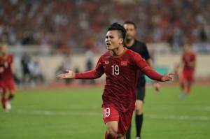 Việt Nam – Malaysia 1-0: Quả bóng vàng VN 2018 đóng vai người hùng