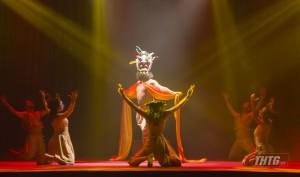 Đặc sắc các tiết mục giao lưu văn nghệ Việt Nam – Ấn Độ