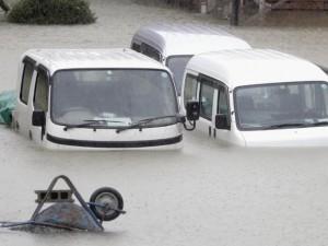 Siêu bão Hagibis tấn công Nhật Bản