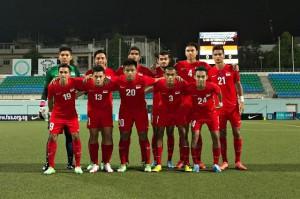 Quyết đấu Việt Nam ở SEA Games, Singapore sang Nhật Bản tập huấn