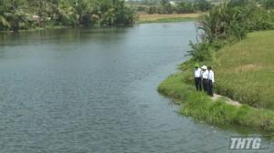 Tiền Giang sơ kết 01 năm thực hiện phương án duy trì thông thoáng lòng sông, kênh, rạch
