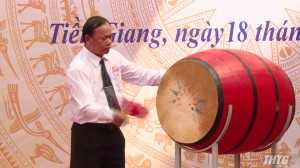 Trường Cao đẳng Tiền Giang khai giảng năm học mới