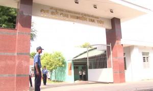 Chủ tịch UBND tỉnh làm việc với các ngành chức năng sau khi 119 học viên bỏ trốn khỏi cơ sở cai nghiện ma tuý