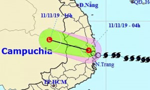 Bão số 6 suy yếu thành áp thấp nhiệt đới, cảnh bão mưa lũ