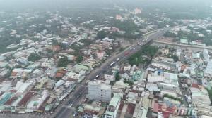 Tỉnh ủy Tiền Giang sơ kết Nghị quyết phát triển kinh tế – đô thị vùng phía Tây