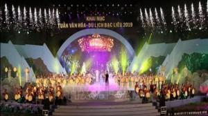 Khai mạc Tuần Văn hóa du lịch Bạc Liêu năm 2019