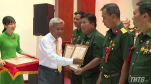 Hội Cựu Chiến binh Tiền Giang tổ chức đại hội thi đua lần thứ VI