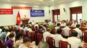Tiền Giang triển khai kế hoạch chuyển đổi hộ kinh doanh sang loại hình doanh nghiệp