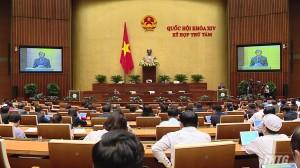 Quốc hội thông qua nghị quyết về phát triển kinh tế – xã hội năm 2020