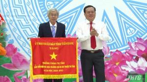Trường Chính trị Tiền Giang kỷ niệm 70 năm thành lập