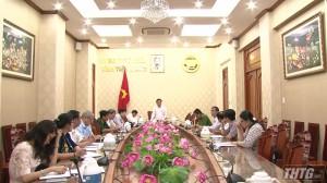Tiền Giang chuẩn bị tổ chức Lễ kỷ niệm 30 năm Ngày thành lập Hội Cựu Chiến binh