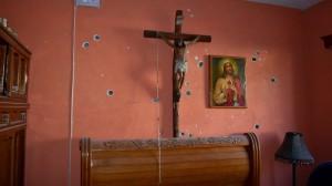 Đấu súng dữ dội gần biên giới Mexico – Mỹ, 21 người chết