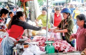 Người tiêu dùng có quyền quyết định về giá thịt heo