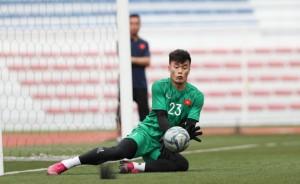 Thủ môn Bùi Tiến Dũng chia tay CLB Hà Nội, đầu quân 3 mùa cho CLB TP HCM