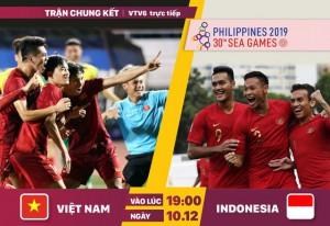 Việt Nam – Indonesia: Nỗ lực hoàn thành giấc mơ vàng