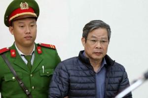 Ông Nguyễn Bắc Son xin lỗi Đảng và nhân dân