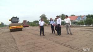 Đã giải ngân 1.390 tỉ đồng vốn ngân sách cho Dự án cao tốc Trung Lương – Mỹ Thuận