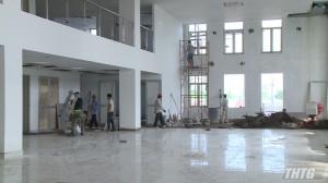 Tiền Giang chuẩn bị đưa vào sử dụng Trung tâm phục vụ hành chính công