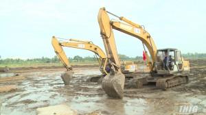 Khởi công công trình bệnh viện đa khoa tỉnh Tiền Giang