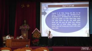 Hội nghị khoa học ngành y tế Tiền Giang mở rộng năm 2019