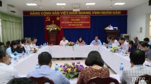Ban Tuyên giáo Tỉnh ủy tổ chức tọa đàm công tác khoa giáo – văn hóa – văn nghệ