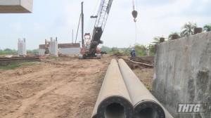 Bộ trưởng Giao thông Vận tải kiểm tra tiến độ cao tốc Trung Lương – Mỹ Thuận