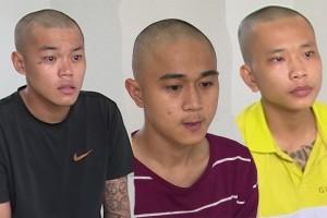 Công an phối hợp truy đuổi bắt giữ  3 đối tượng cướp giật tài sản