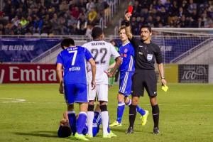 Trọng tài Iraq điều khiển trận đấu U23 Việt Nam – U23 Triều Tiên