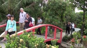 Doanh thu từ hoạt động du lịch Tiền Giang đạt 1.160 tỷ đồng