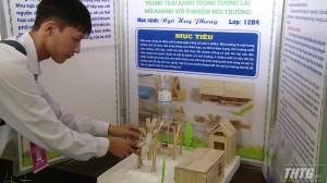 Trao giải cuộc thi Khoa học Kỹ thuật dành cho học sinh trung học lần thứ 7