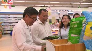 Sở Công thương kiểm tra các điểm bán hàng bình ổn giá