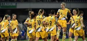 Úc quá mạnh so với tuyển nữ Việt Nam