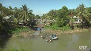 Tiền Giang triển khai khẩn cấp giải pháp bảo vệ lúa các huyện phía Đông
