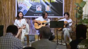Đêm thơ nhạc giới thiệu tác phẩm nhà thơ Võ Tấn Cường và Lê Quang Vui