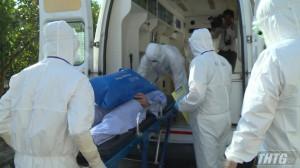 Tiền Giang tổ chức diễn tập phòng chống dịch bệnh Covid-19
