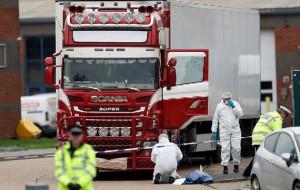 Cảnh sát Anh công bố nguyên nhân tử vong của 39 công dân Việt Nam
