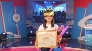Teen THPT Hậu Nghĩa vượt qua 'vòng khó nhất' để giành nguyệt quế cuộc thi tuần